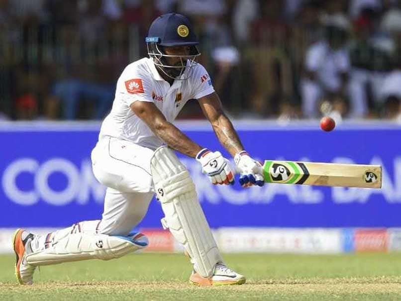 Sri Lanka Suspends Opener Danushka Gunathilaka On Misconduct Charge