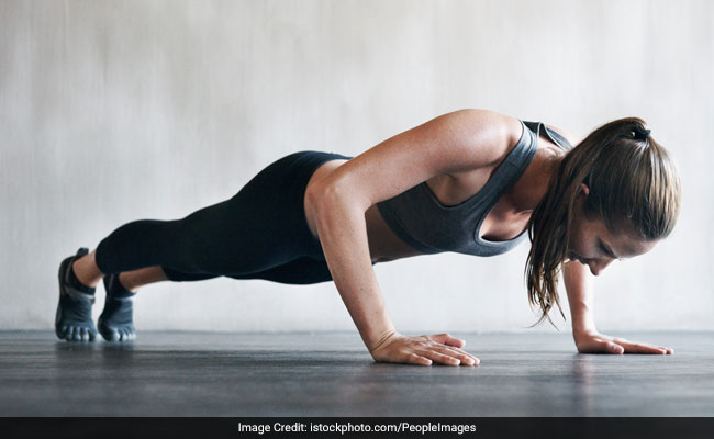 Push-ups Can Lower The Risk of Heart Disease, Says Study