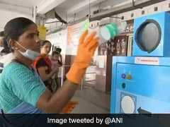At Hyderabad Railway Stations, Machines To Recycle Waste Plastic Bottles