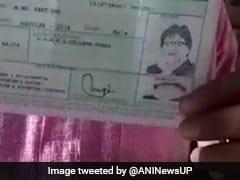 अमित ने भरा परीक्षा फॉर्म तो यूनिवर्सिटी ने भेजा अमिताभ बच्चन की फोटो वाला एडमिट कार्ड