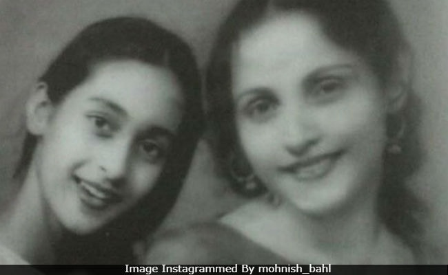 Bet You Didn't Recognise Actress Nutan In This Throwback Pic