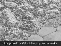 Pluto Has Windswept Dunes Even Though It Shouldn't Have Enough Wind To Sweep