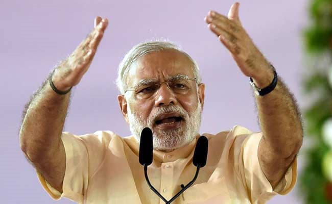 """Economist PM"", ""Know-It-All"" Finance Minister Ruined Economy: PM Modi"