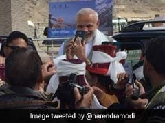 Prime Minister Narendra Modi In Jammu And Kashmir On Day-Long Visit