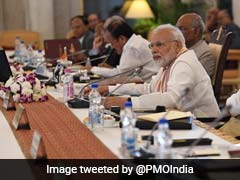 PM Modi Urges Governors To Promote Harmony, Integration Among States