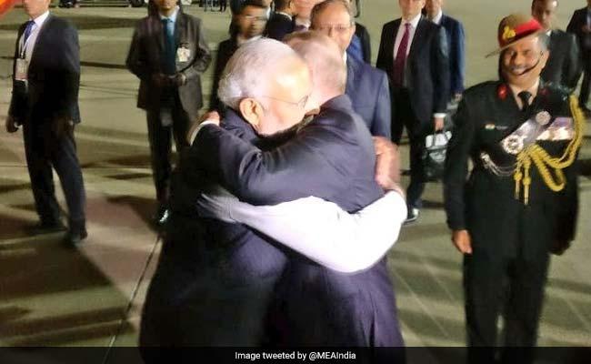 'Creates Trust', Says PM Modi On Informal Talks With Vladimir Putin
