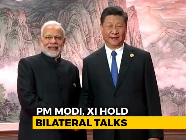 Video : Next Informal Summit In India In 2019, Xi Jinping Accepts PM's Invite