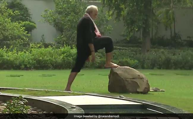 Yoga, Pranayama, Ayurveda Have Kept Me Running: PM Modi