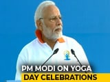 Video : Yoga One Of The Most Powerful Unifying Forces, Says PM Modi