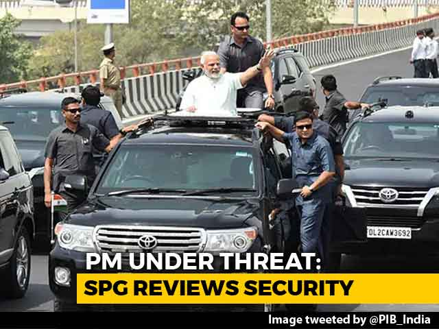 """Video : """"All-Time High"""" Threat To PM, Agencies Advise Against Road Shows: Sources"""