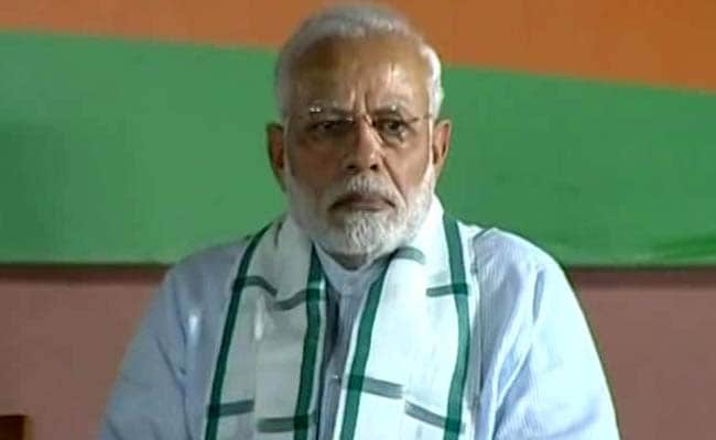'Murder of Democracy', Says Modi of West Bengal Panchayat Poll Violence