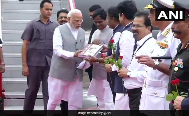 PM Modi In Mumbai Highlights: Emergency A 'Black Spot' On Democracy, Says PM Modi