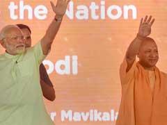 Yogi Adityanath Greets PM Modi On Winning UN's Top Environment Award