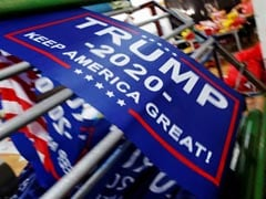 Made In China: Trump's Re-Election Banners May Get Hit By His Own Tariffs