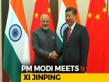 Video : PM Modi Visits China For Second Time In 6 Weeks, Meets Xi Jinping Today