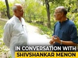 Video : Walk The Talk With Shivshankar Menon