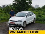 Video: Volkswagen Ameo 1-litre Review