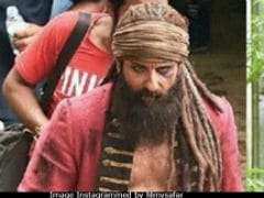 Saif Ali Khan Is Unrecognisable In Pics From <I>Hunter</i> Sets. Bet You Agree