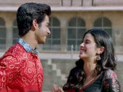 <I>Dhadak</i> Box Office Collection Day 4: Janhvi Kapoor, Ishaan Khatter's Film Packs A 'Solid' Punch. Rs 39 Crores And Counting