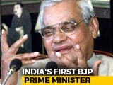 Video : Atal Bihari Vajpayee: The 3-Time PM Who Captivated India With His Oratory
