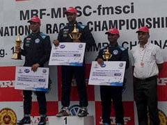 Dhruv Mohite Consolidates Championship Lead In Round 3 Of 2018 Volkswagen Ameo Cup