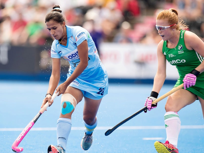 Womens Hockey World Cup: India Will Play Quarters Against Ireland