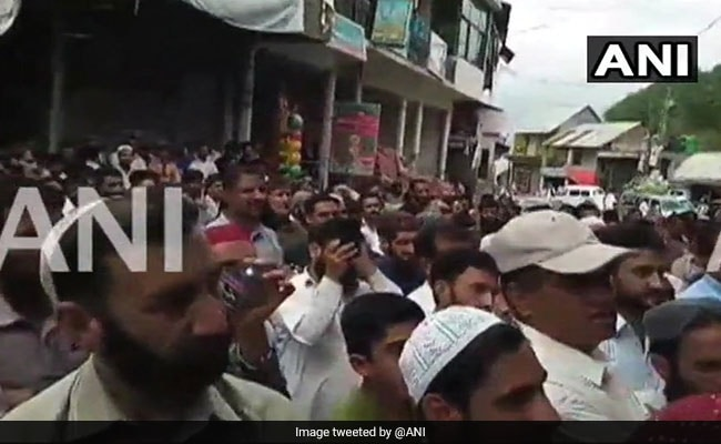 Massive Protests Against Pakistan In PoK For Promoting, Financing Terror