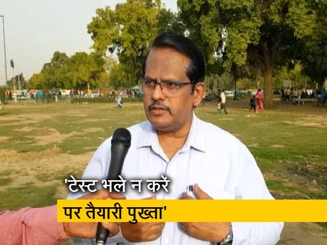Videos : EXCLUSIVE : भारत ऐटमी परीक्षण के लिए तैयार, लेकिन करेंगे नहीं : DRDO