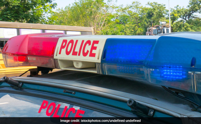 Madhya Pradesh Cop Dies As Car Catches Fire After Colliding With Truck