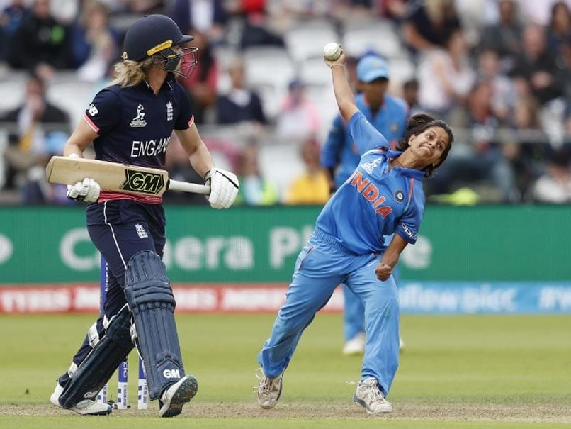 Poonam Yadav Secures Third Spot In ICC Women