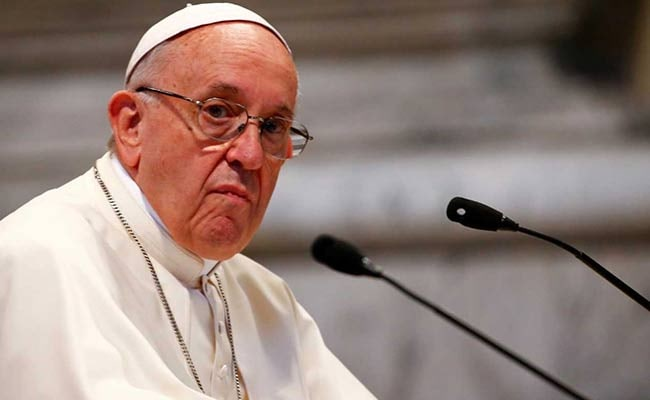 Pope Francis Accepts Resignation Of Three Chilean Bishops: Vatican