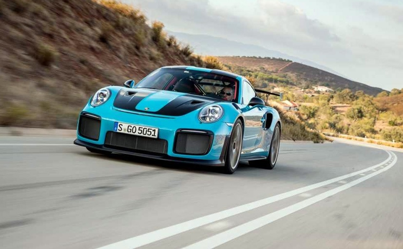 porsche 911 gt2 rs india launch highlights price images features