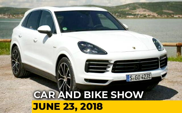 Porsche Cayenne Price In India Images Mileage Features Reviews