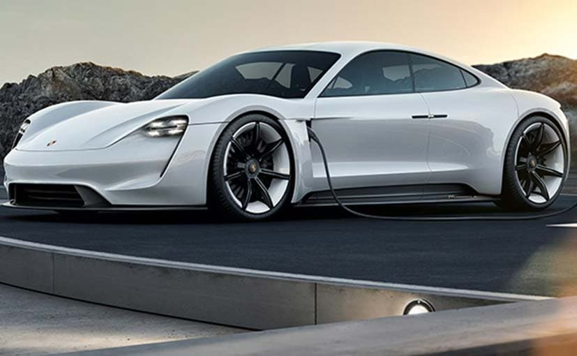 Porsche S Electric Car To Be Called Taycan Ndtv Carandbike