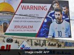 "Argentina Cancels Football Friendly with Israel Citing ""Threats To Messi"""