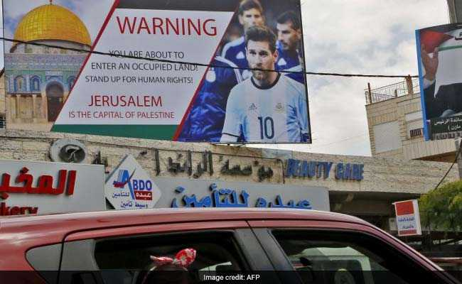 Argentina Cancels Football Friendly with Israel Citing 'Threats To Messi'