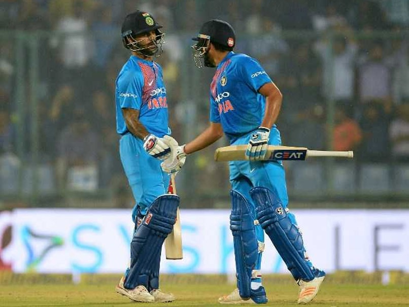 Asia Cup: Rohit, Dhawan Key For India In Kohli's Absence, Says Brett Lee