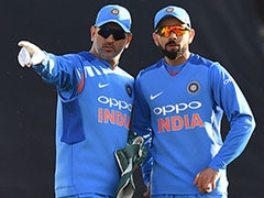 Virat Kohli Is The Best And Close To Legend Status, Says MS Dhoni
