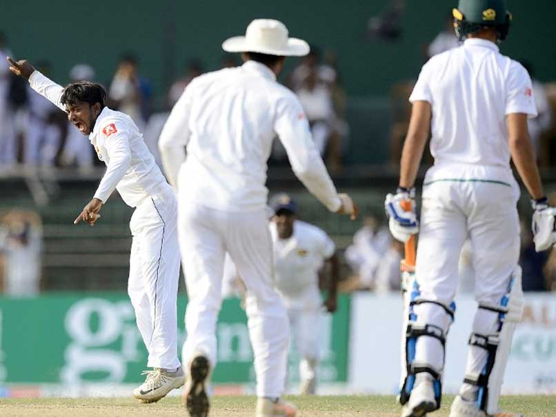2nd Test: Sri Lanka Close In On Whitewash Of South Africa