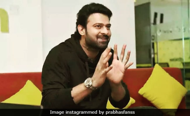 Prabhas' Saaho Team Crashed 37 Cars And 5 Trucks To Keep The Film's 'Most Expensive Action Scene' Real