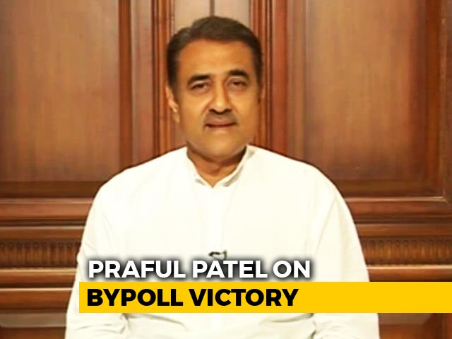 "Video : ""Shiv Sena, NCP Can't Work Together"": Praful Patel Rules Out Tie-Up"