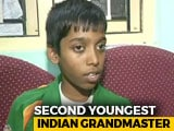 Video: Chennai's R Praggnanandhaa, 12, Becomes Second Youngest Chess Grandmaster