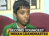 Video : Chennai's R Praggnanandhaa, 12, Becomes Second Youngest Chess Grandmaster