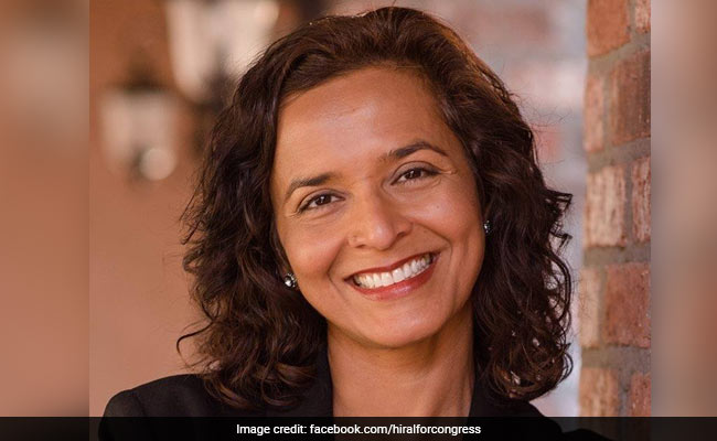 Indian-American Woman Confident Of Making It To US Congress