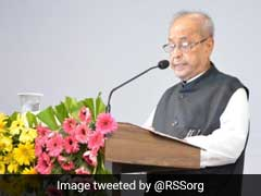 Any Attempt To Distort History Can Destroy Culture: Pranab Mukherjee