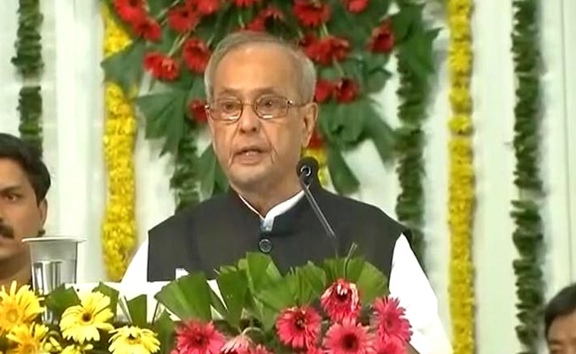 Not One Nation, One Identity: 10 Big Quotes From Pranab Mukherjee's Speech