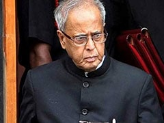 In Pranab Mukherjee's Speech, A Hint Seen for President Kovind