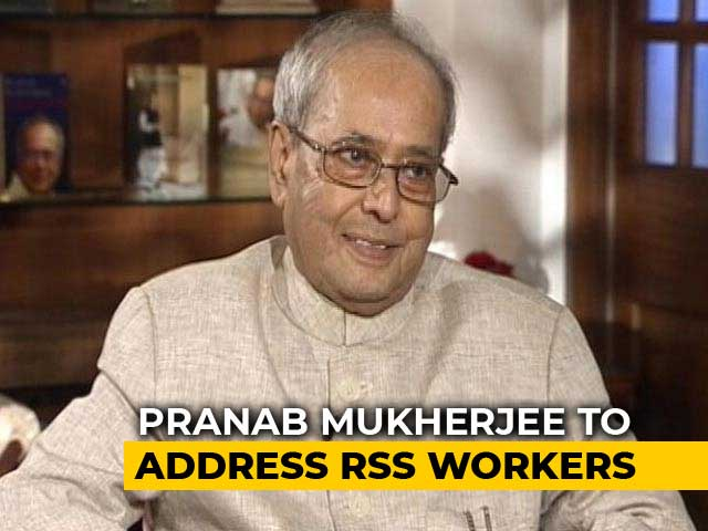 "Video : Pranab Mukherjee The Secret Weapon Of ""Third"" Front, Say Sources"