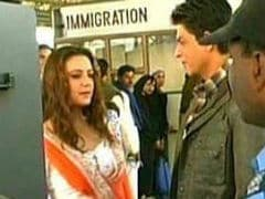 Preity Zinta Found Yet Another Epic Throwback Pic With Shah Rukh Khan