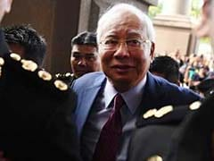 Ex-Malaysian Prime Minister Najib Razak Charged With Corruption